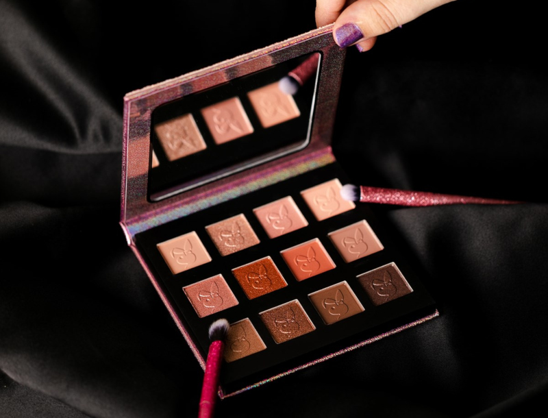 Playgirl Sultry Nudes Eyeshadow Palette