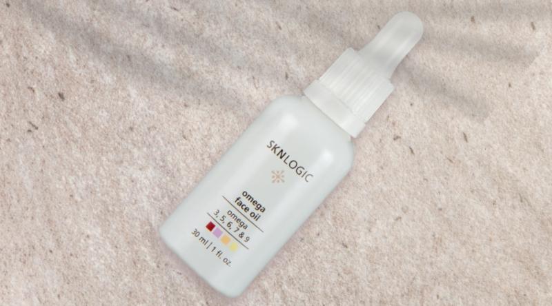 SknLogic Omega Face Oil