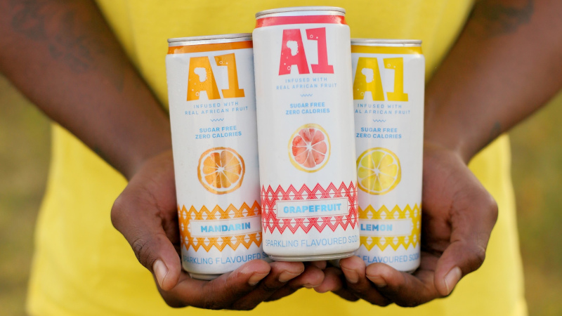 A1 Fruit water