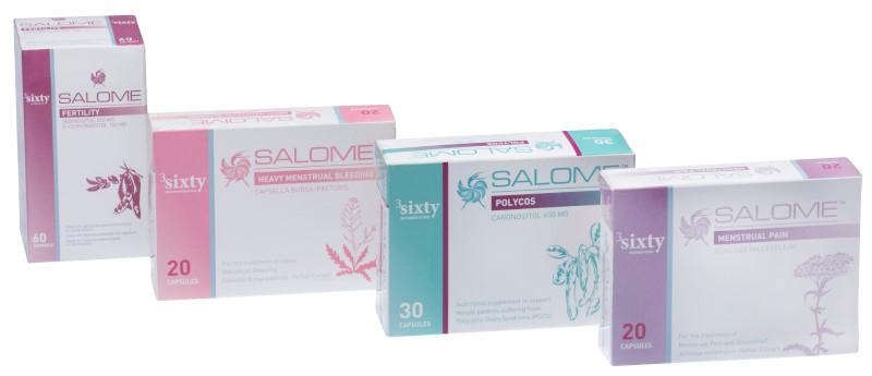 Salome range
