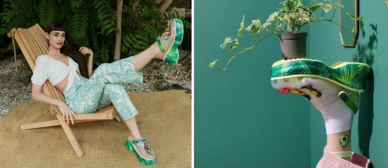 Crocs Tropical Collection